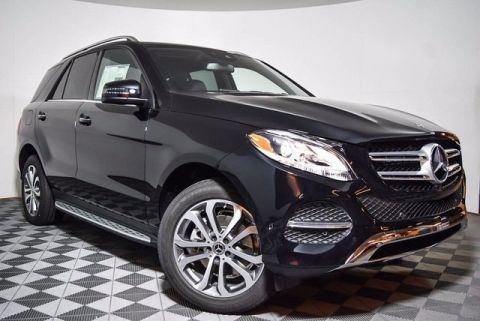 New 2018 Mercedes-Benz GLE 350 Rear Wheel Drive SUV