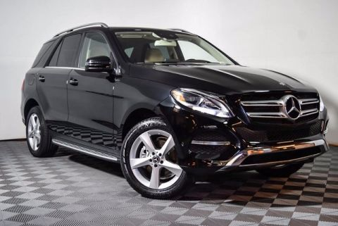 Certified Pre-Owned 2017 Mercedes-Benz GLE 350 RWD 4D Sport Utility