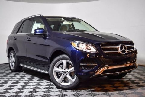 2018 Mercedes-Benz GLE GLE 350 4D Sport Utility