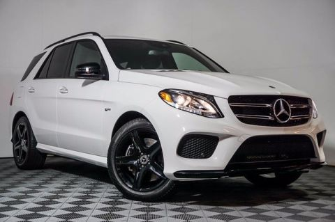 New 2018 Mercedes-Benz GLE 43 AMG® 4MATIC® 4D Sport Utility