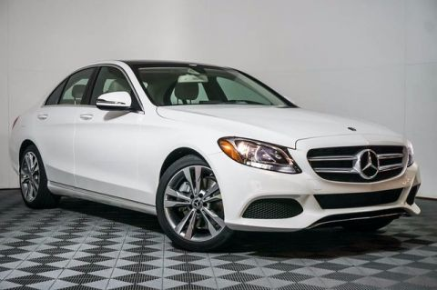 New 2018 Mercedes-Benz C 300 RWD 4D Sedan