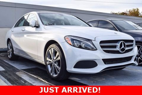 Pre-Owned 2015 Mercedes-Benz C 300 AWD 4MATIC®