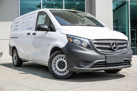 New 2017 Mercedes-Benz Metris Cargo Van Rear Wheel Drive CARGO VAN