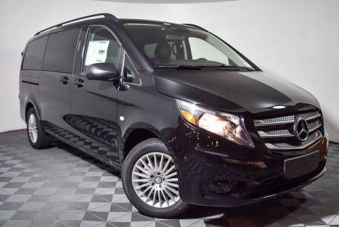 New 2018 Mercedes-Benz Metris Passenger Van Rear Wheel Drive PASSENGER VAN