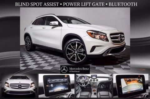 Pre-Owned 2017 Mercedes-Benz GLA 250 Front Wheel Drive SUV