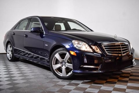 Pre-Owned 2012 Mercedes-Benz E 350  SEDAN