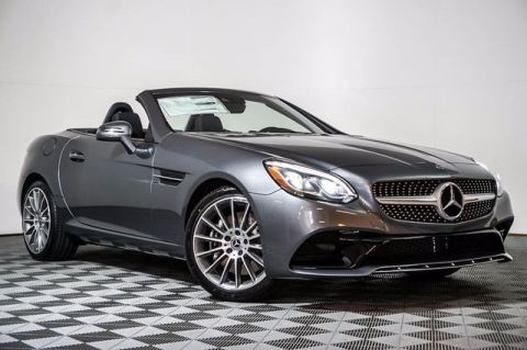 New 2018 Mercedes-Benz SLC 300 Rear Wheel Drive ROADSTER