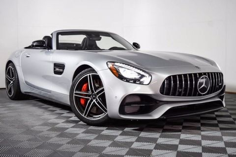 New 2018 Mercedes-Benz GT AMG® Roadster Rear Wheel Drive ROADSTER