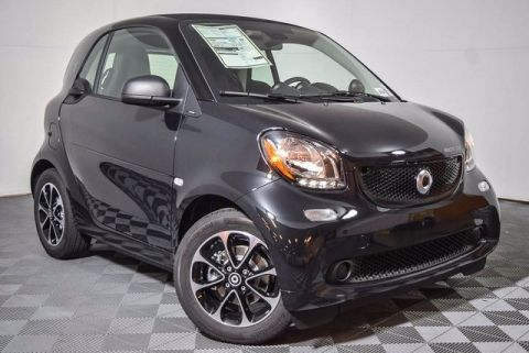 New 2017 smart smart fortwo coupe   COUPE