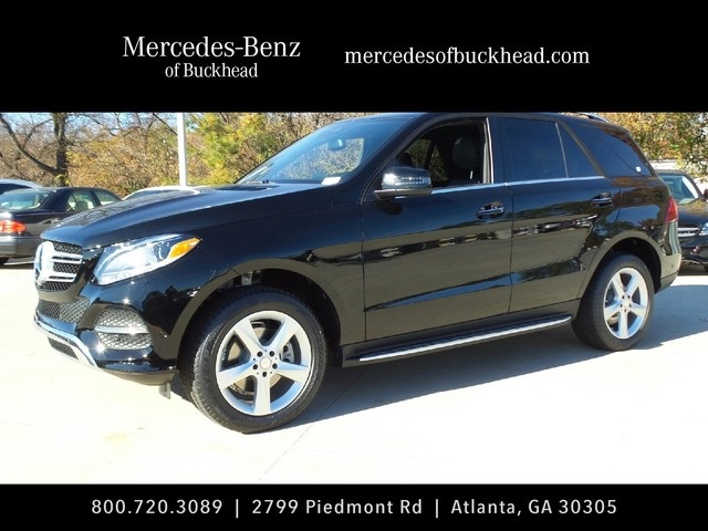 New 2017 mercedes benz gle gle350 suv in atlanta 173884 for Buckhead mercedes benz