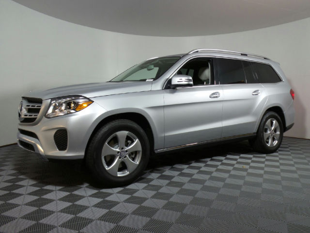 New 2017 Mercedes Benz Gls Suv In Atlanta T173327