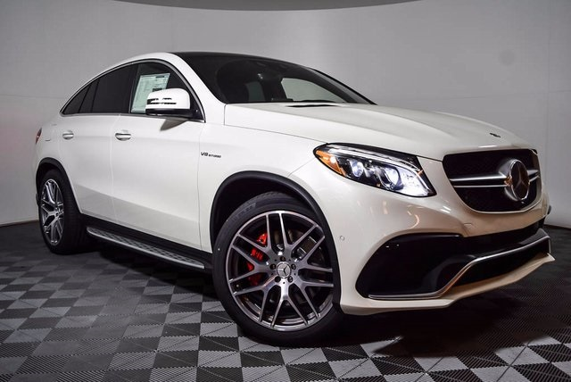 New 2018 Mercedes-Benz GLE GLE 63 S AMG® Coupe