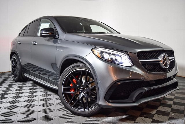 New 2018 Mercedes Benz Gle Gle 63 S Amg Coupe Coupe In