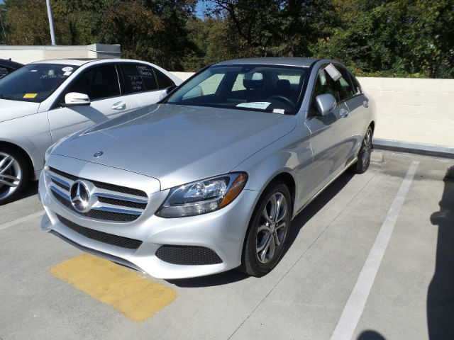 Certified pre owned 2016 mercedes benz c300 base sedan in for Mercedes benz buckhead preowned