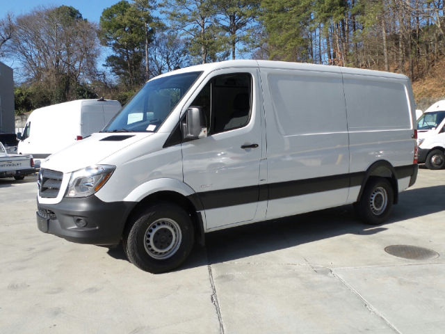 New 2015 mercedes benz sprinter normal roof cargo van in for Mercedes benz sprinter service