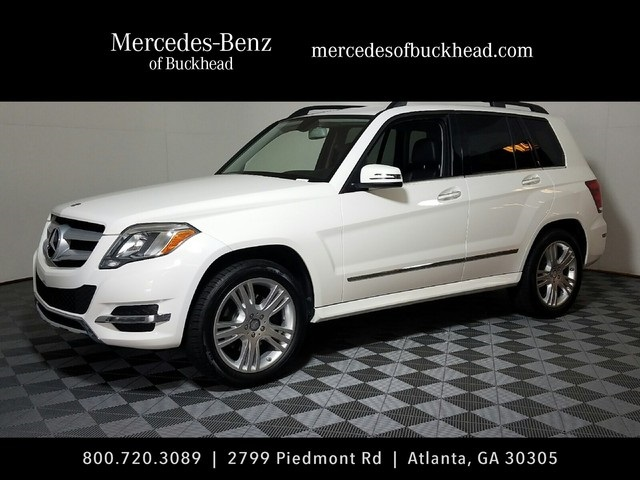 Certified pre owned 2013 mercedes benz glk glk350 4d sport for Mercedes benz buckhead preowned