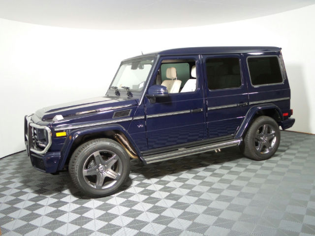 New 2016 mercedes benz g550 suv in atlanta t163617 for Mercedes benz g class accessories