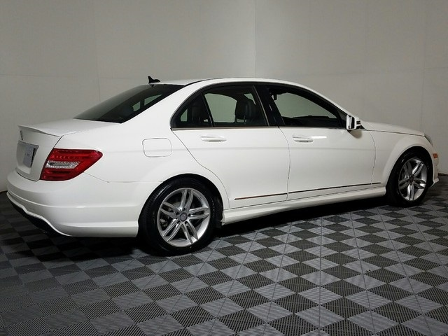 Certified pre owned 2014 mercedes benz c class c250 4d for Mercedes benz buckhead preowned