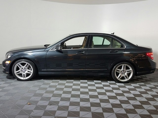 Certified pre owned 2013 mercedes benz c class c250 4d for Mercedes benz buckhead preowned