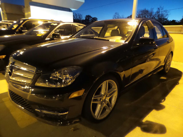 Pre owned 2013 mercedes benz c250 sport sedan in atlanta for Mercedes benz buckhead preowned