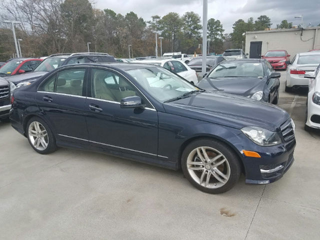 Pre owned 2014 mercedes benz c250 sedan in atlanta p7962 for Mercedes benz buckhead preowned