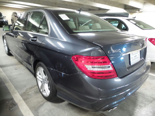 Certified pre owned 2014 mercedes benz c class sport sedan for Mercedes benz buckhead preowned