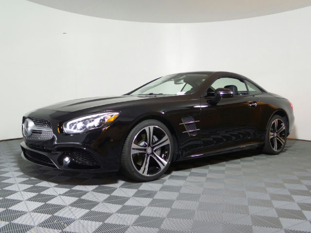 New 2017 mercedes benz sl450 roadster in atlanta 175806 for Buckhead mercedes benz