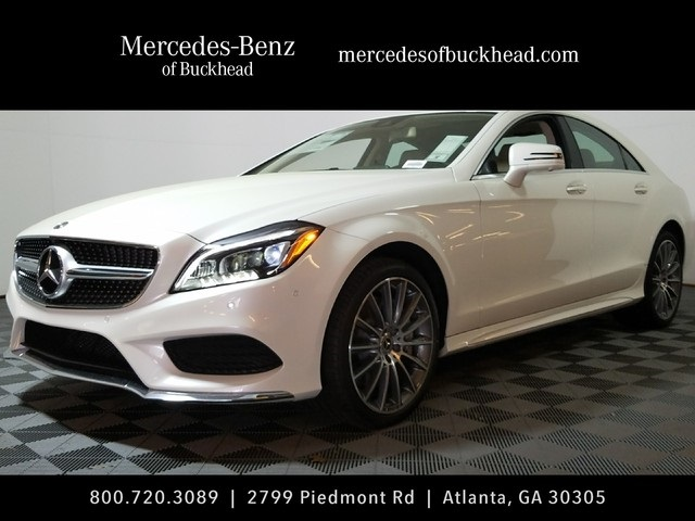 New 2017 Mercedes Benz Cls Cls 550 Coupe In Atlanta