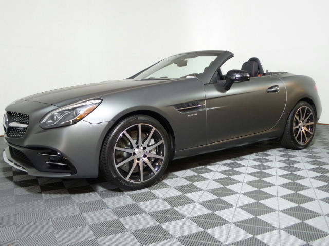 New 2017 Mercedes Benz Slc Roadster In Atlanta 175801