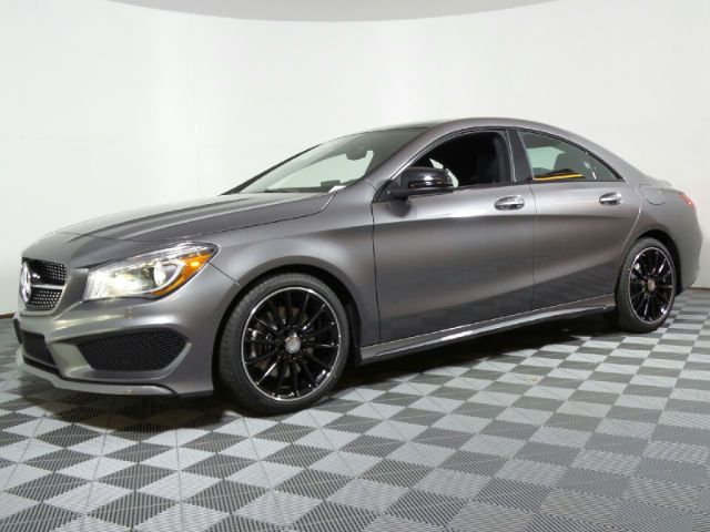 New 2016 mercedes benz cla250 coupe in atlanta 161387 for Mercedes benz of buckhead parts