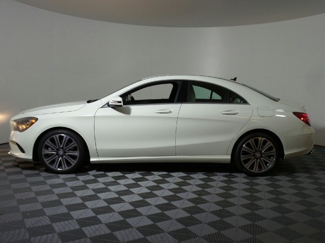 New 2017 mercedes benz cla cla250 coupe in atlanta 171583 for Mercedes benz of buckhead parts