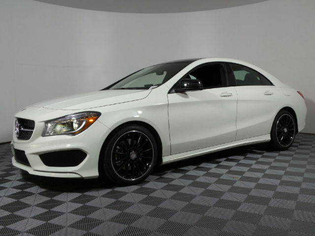 New 2016 mercedes benz cla250 coupe in atlanta 161390 for Mercedes benz of buckhead parts