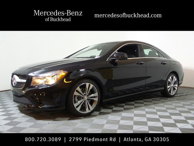 New 2016 mercedes benz cla cla250 coupe in atlanta 161477 for Buckhead mercedes benz