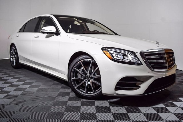 New 2018 mercedes benz s class s 450 sedan in atlanta for Buckhead mercedes benz
