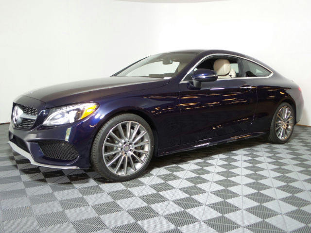 New 2017 mercedes benz c class coupe in atlanta t171491 for Buckhead mercedes benz
