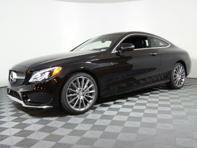 New 2017 mercedes benz c300 coupe in atlanta 171431 for Buckhead mercedes benz