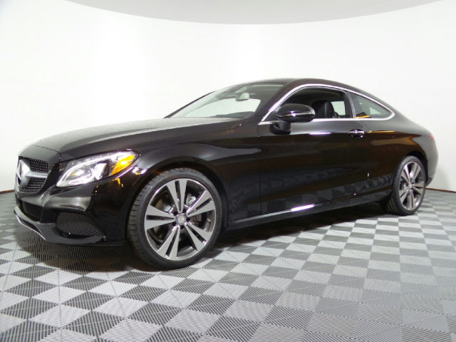 New 2017 mercedes benz c class coupe in atlanta 171342 for Buckhead mercedes benz