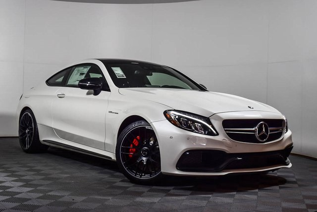 New 2018 mercedes benz c class c 63 s amg coupe coupe in for Buckhead mercedes benz