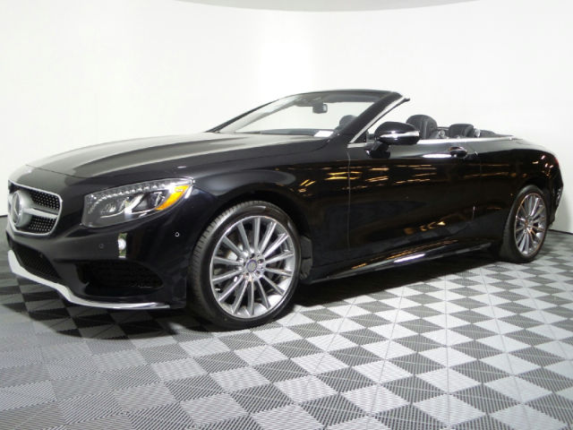 New 2017 mercedes benz s class cabriolet in atlanta for Mercedes benz of buckhead parts