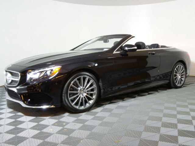 New 2017 mercedes benz s550 convertible in atlanta 175803 for Buckhead mercedes benz