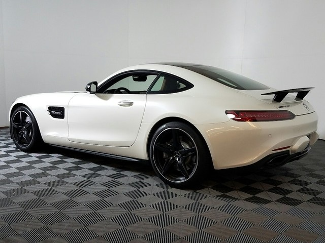 New 2017 mercedes benz amg gt coupe in atlanta 175836 for 2017 mercedes benz amg gt msrp