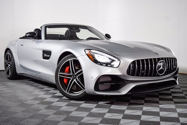 New 2018 Mercedes-Benz GT GT AMG® Roadster