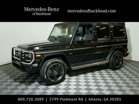 New mercedes benz g class in atlanta mercedes benz of for Buckhead mercedes benz